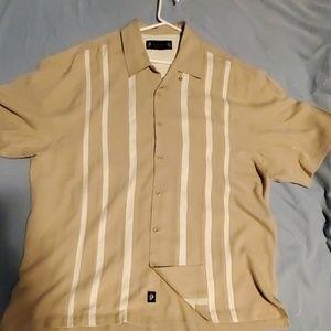 Jamaica Jaxx men's Hawaiian style Bowling shirt